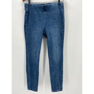 Soft Surrounding Seamed Jegging Ankle Jeans